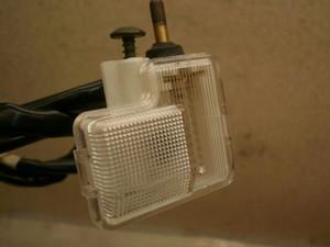アドレスV100 メットインランプ CE13A-1383