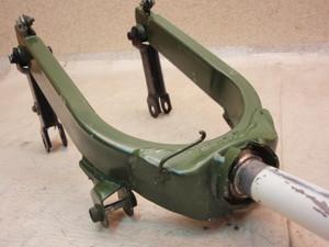 ジャイロX50/GYROX フロントフォーク TD01-1012