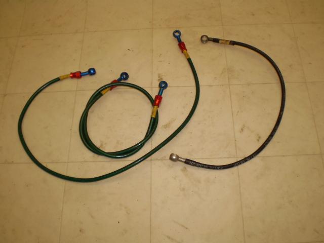 トロフィ600 フロントブレーキホース SMTTC336DMT