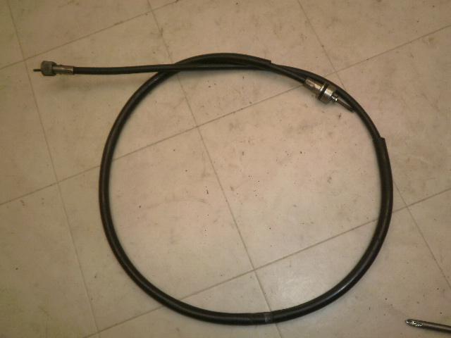 シグナス180(82') メーターワイヤー 25G-0064