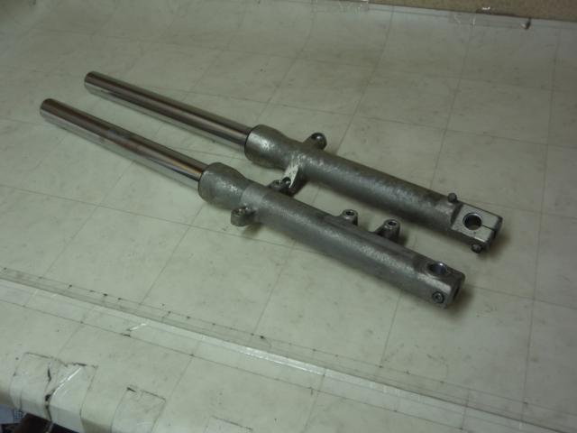 バリオス250(94') フロントフォーク左右 ZR250A-0220