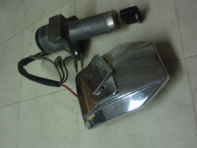 CB125 キーセット JC09-1000