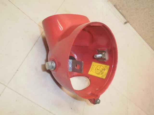 郵政カブ90(12V) ヘッドライトケース MD90-2414