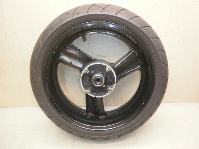 ホーネット250 リアホイール・タイヤ MC31-1301