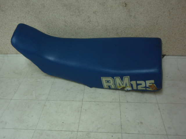 RM125レーサー(84') シート RF12A-1066