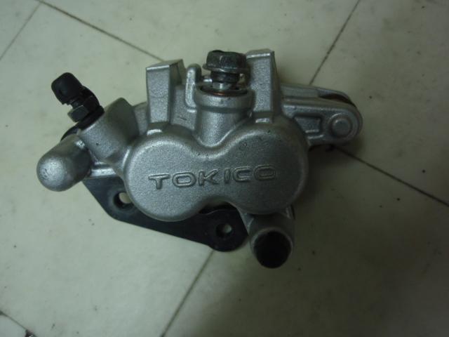 KDX125(90') フロントブレーキキャリパー DX125A-0012