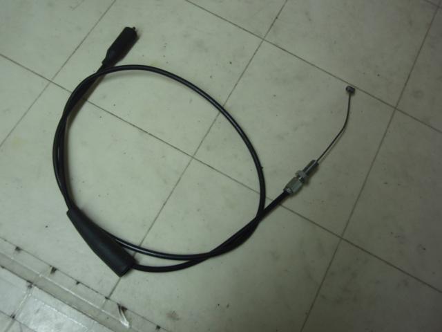 KDX125(90') アクセルワイヤー DX125A-0012