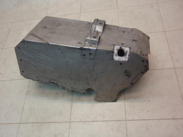ジャイロX マフラーカバー TD01-2109