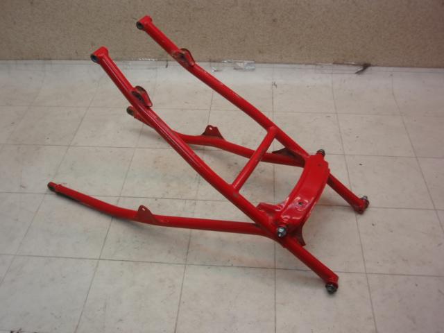CR125レーサー シートレール JE01-1702