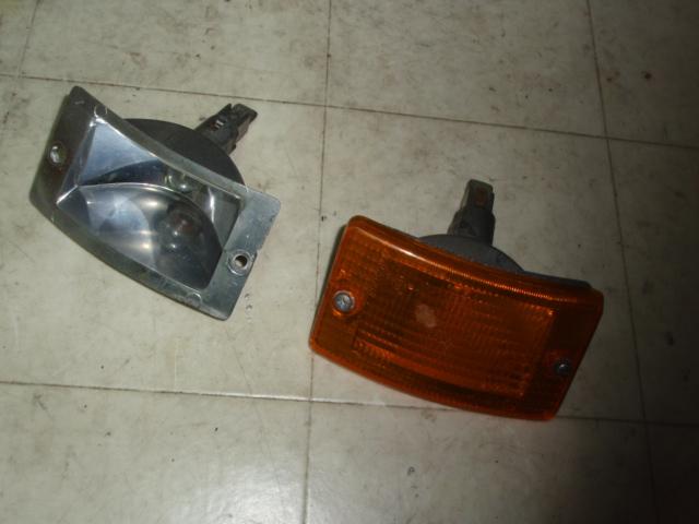 ベスパ50 フロントウインカー左右 V5P2T-0003