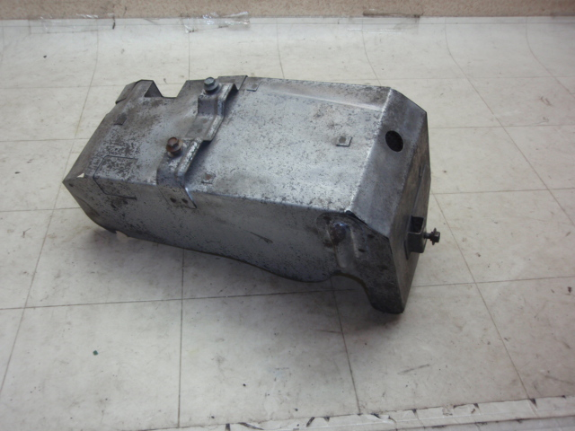 ジャイロX マフラーカバー TD01-2200