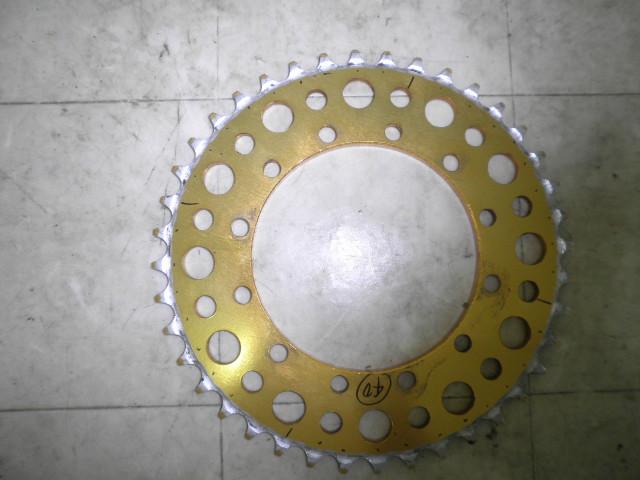 テクノ250 ドリブンスプロケット BETA B6*09