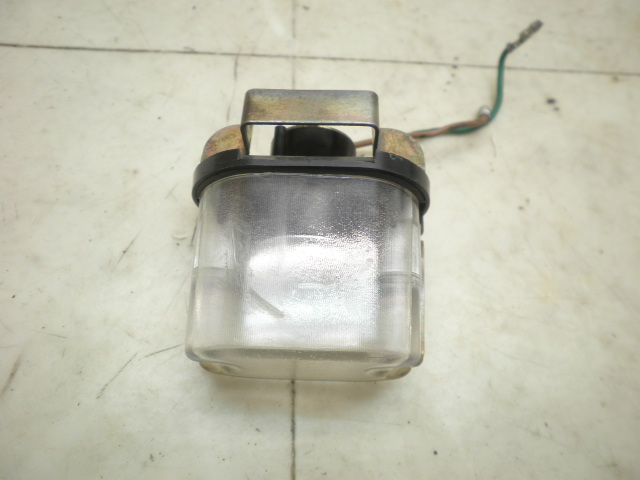 ジャズ50(6V)/JAZZ ライセンスランプ AC09-1022