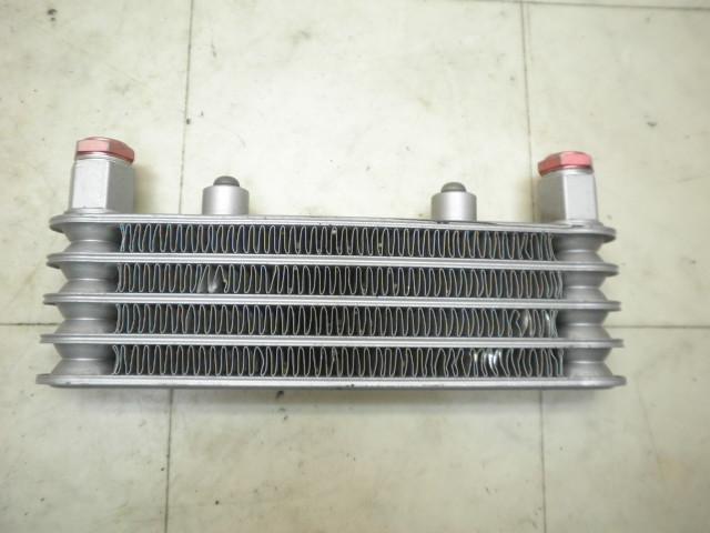 エイプ50改 オイルクーラー AC16-1103