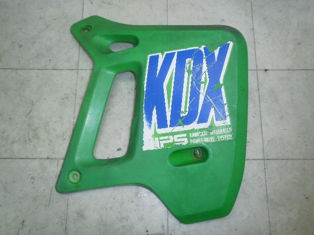 KDX200 タンクカバー右 DX200G-0034