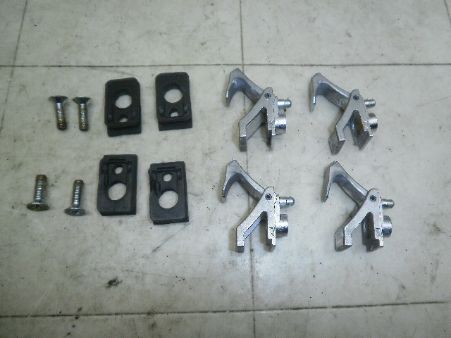ザンザス400 バンジーフックセット ZR400D-0004
