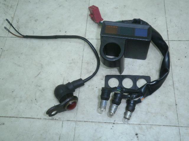 XL250S インジケーターランプ L250S-102