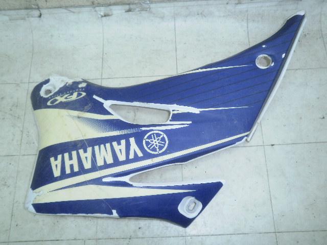 YZ250F ラジエターシュラウド右 CG27C-0038