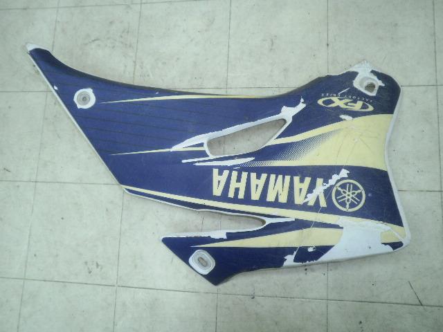 YZ250F ラジエターシュラウド左 CG27C-0038