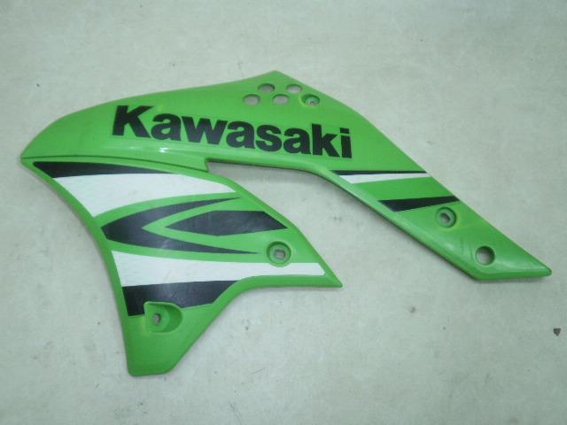 KX250F ラジエターシュラウド左 KX250T-0294