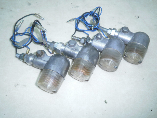 グース350   社外ウインカーセット/ フロントウインカー/ リアウインカー NK42A-1019