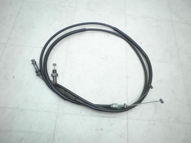 CB125T アクセルワイヤー JC06-1204
