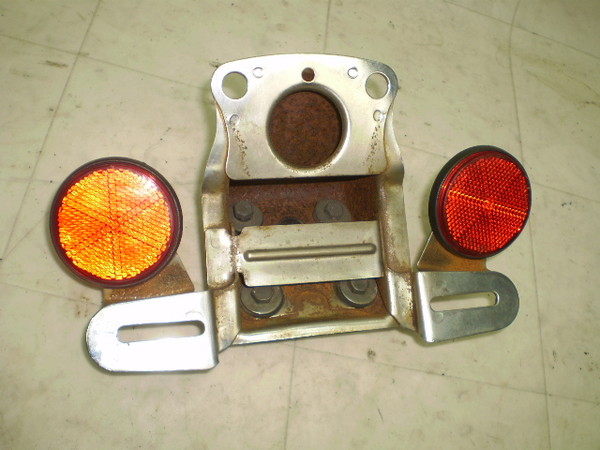 SR400 テールランプステー RH01J-0157