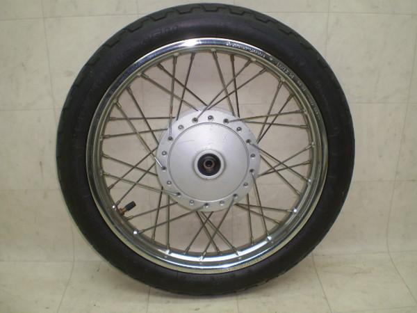 リトルカブ50(12V) フロントホイール・タイヤ AA01-3043