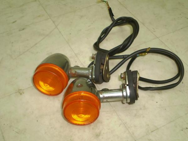 リトルカブ50(12V) リアウインカー左右 AA01-3043