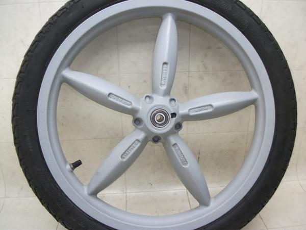 スカラベオ50/SCARABEO フロントホイール・タイヤ ZD4TH00003-