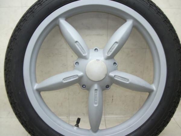 スカラベオ50/SCARABEO リアホイール・タイヤ ZD4TH00003-