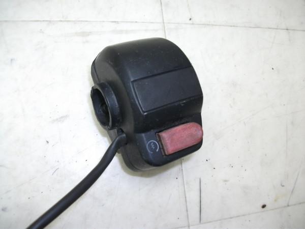 スカラベオ50/SCARABEO ハンドルスイッチ右 ZD4TH00003-