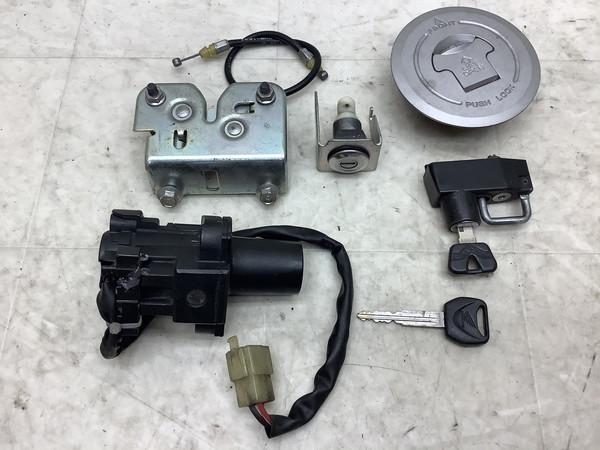 CBR250R/  キーセット MC41-1004