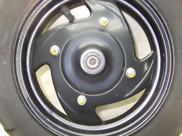 スーナー50/Sooner50  フロントホイール・タイヤ RFBSB10BK8R-4623