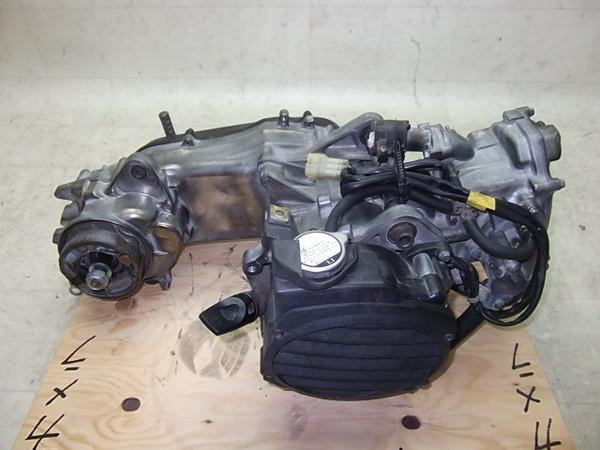 DIO/ディオ  エンジン実動/水冷,4st/単気筒/圧縮:1.5mpa AF56-1008