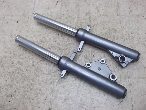 グランドディンク125/G-DINK フロントフォーク