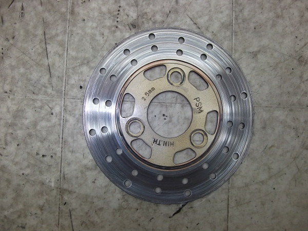 ジョグZR50/JOGZR   フロントディスクローター/フロントブレーキディスク SA16J-0366