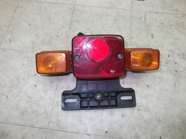 バラ50/ 薔薇50 (6V)  テールランプ/ リアウインカー左右/ナンバーステー CA13A-3111