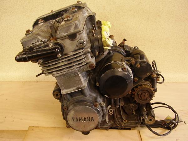 XJ400Z エンジン・ジャンク 33M-0340
