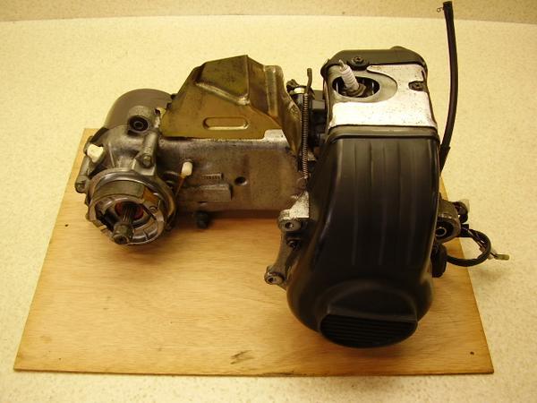 ボクスン50 エンジン 1HV-2669
