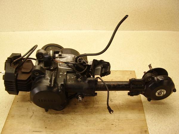ポップギャル50 エンジン 17J-1701