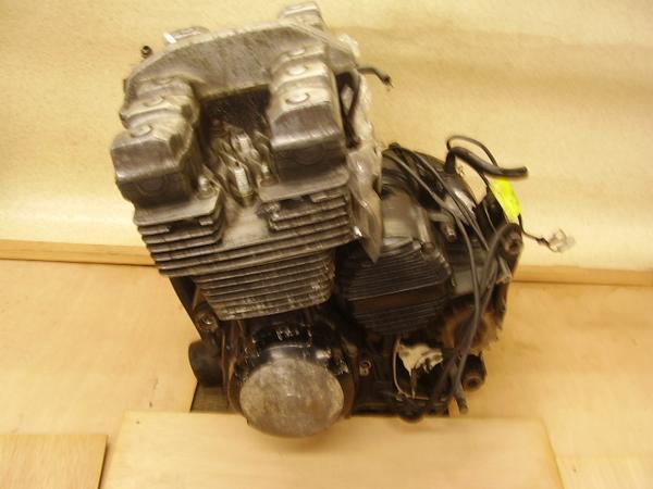 XJ400Z エンジン・ジャンク 4HM-0108