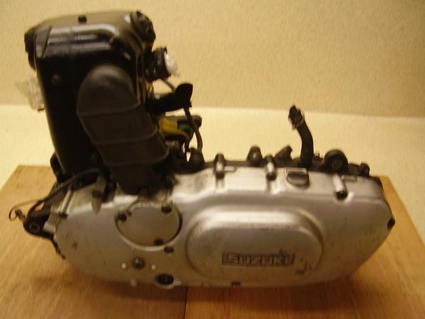 ジェンマ125  エンジン CF41A-1042