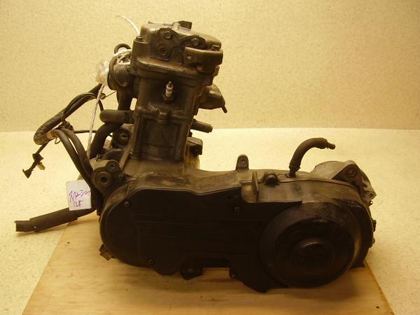 スペイシー125 エンジン JF02-1304