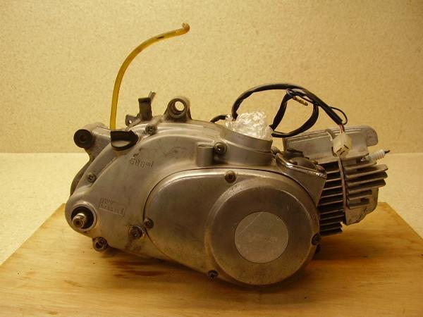 バンバン50 エンジン RV50-1422