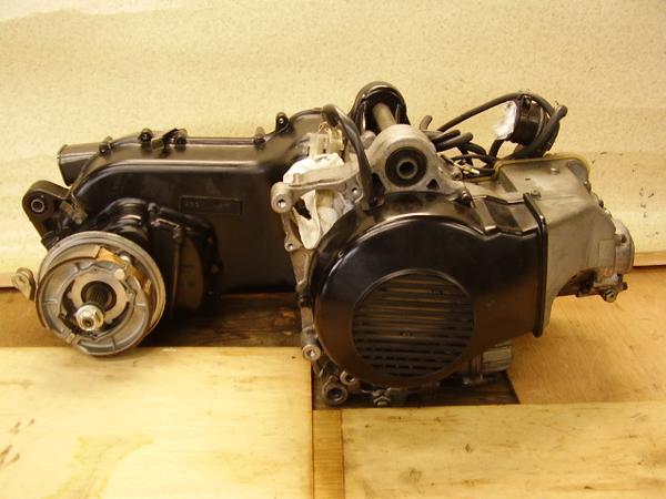 シグナス180 エンジン 25G-0017