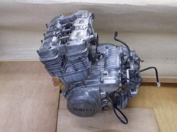 GX500 エンジン 1J3-0086