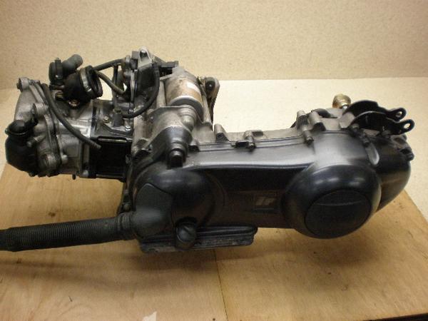 アトランテック125 エンジン ZD4SP0020-