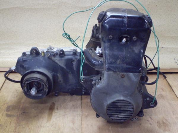 ジェンマ125  エンジン CF41A-1101
