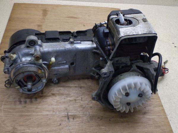 アクティブ50 エンジン 35R-6073